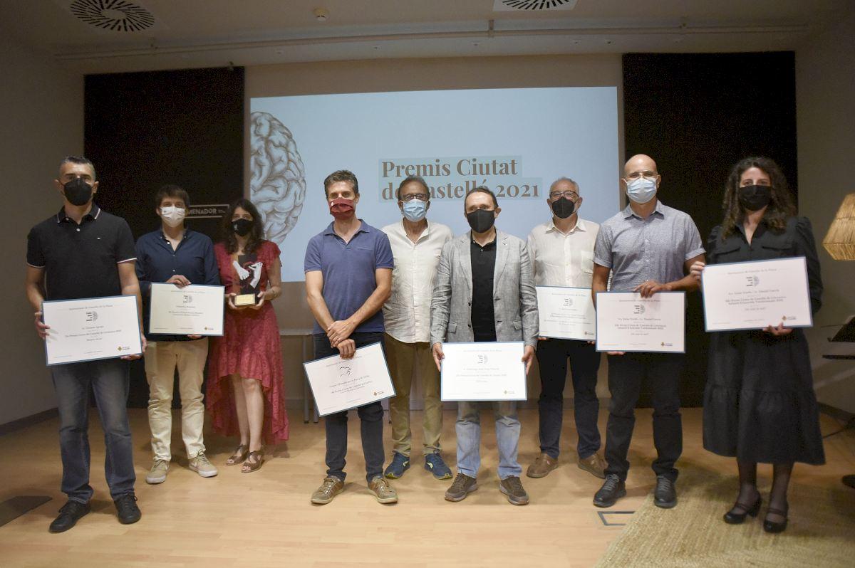 Premio Ciutat de Castelló per la Pau Vicent Martínez Guzmán