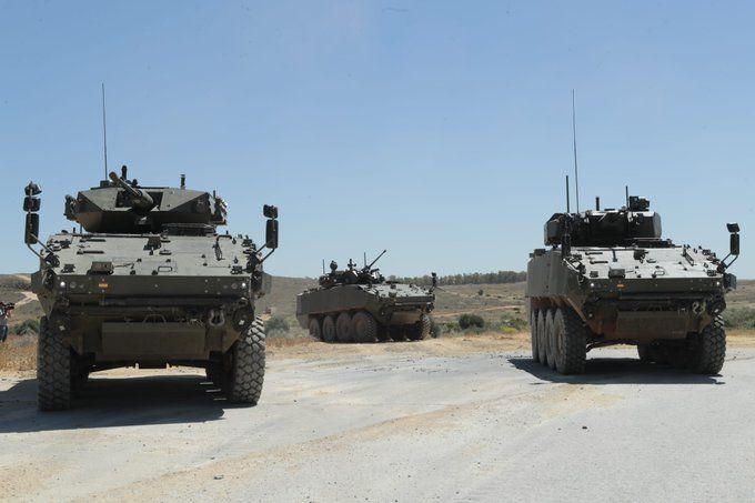 Tanques blindados