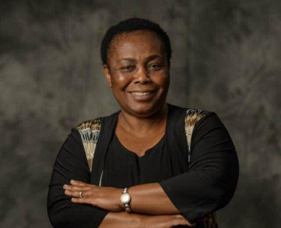 La activista congoleña Julienne Lusenge