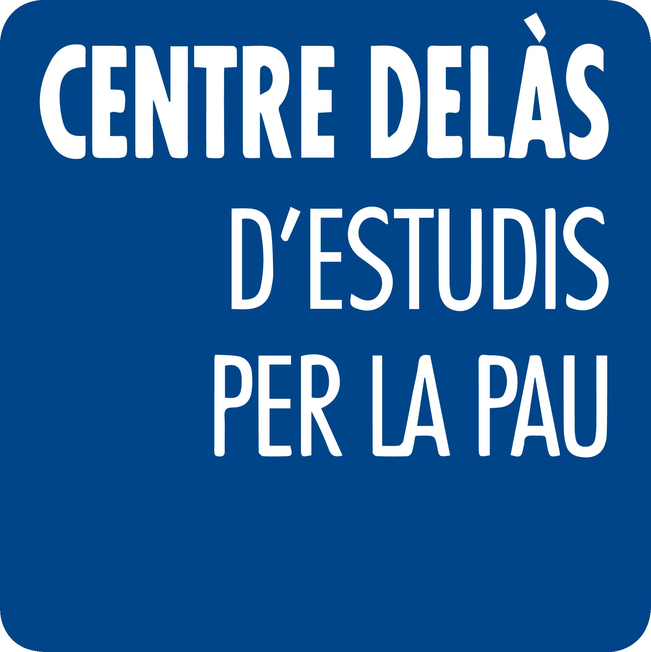 Logo del Centre Delàs