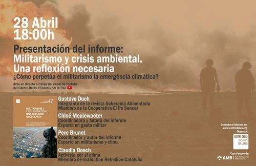 Webinar_PresentacionInforme_MilitarsimoYCrisisMedioambiental