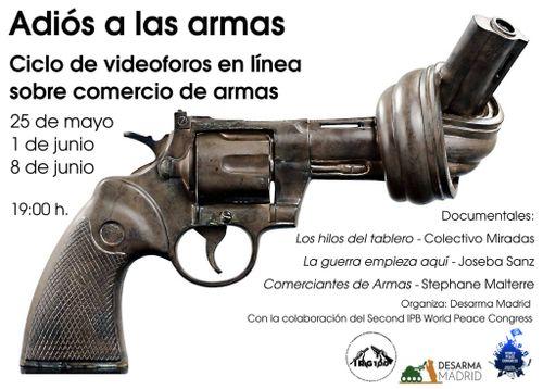 Ciclo 'Adiós a las armas'