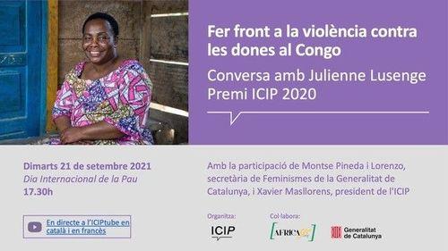 Conferencia: Hacer frente a la violencia contra las mujeres en el Congo