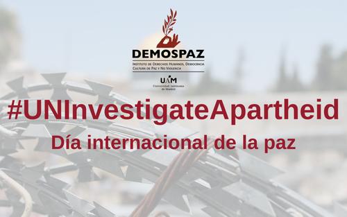 #UNInvestigateApartheid