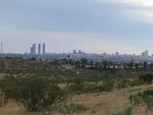 El cerro El Viso cedido a una empresa militar