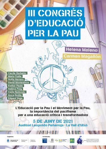 III Congreso de Educación por la Paz