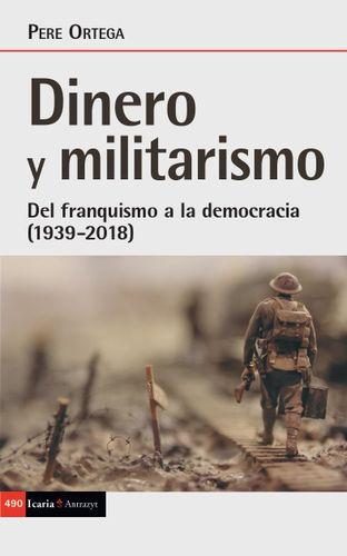 Libro sobre Dinero y Militarismo, Icaria 2019