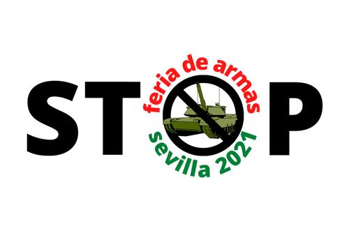 Stop feria de armas en Sevilla