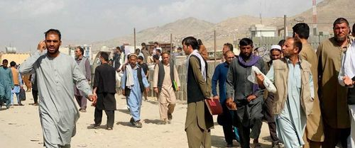 Afganistán crisis humanitaria
